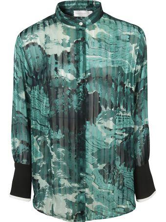 Victoria Beckham Flared Shirt