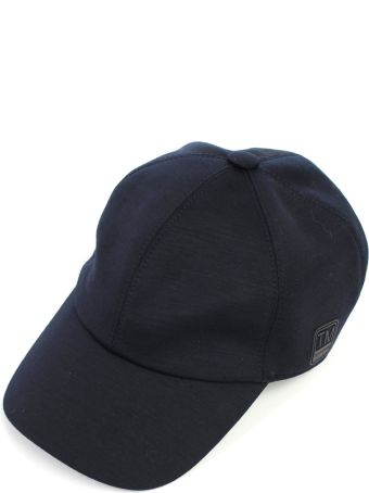 Z Zegna Essential Side Logo Baseball Cap
