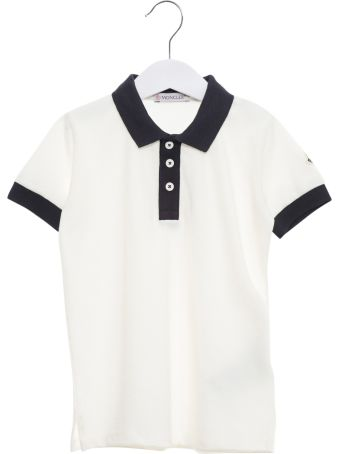 Moncler Polo And Shorts Set