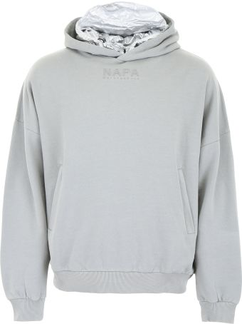 Napa By Martine Rose Hoodie With Detachable Insert