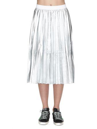 Parosh Parking Metallized Skirt