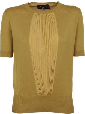 Rochas Short Sleeved Sweater