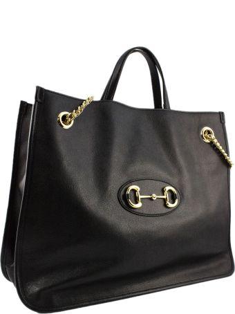 Gucci Gucci 1955 Horsebit Tote Bag