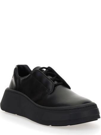 Prada Lace Up Shoes
