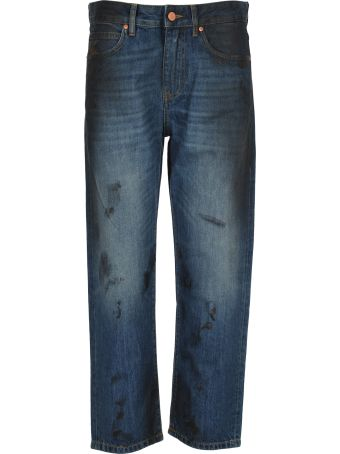 Vivienne Westwood Anglomania Anglomania New Boyfriend Jeans