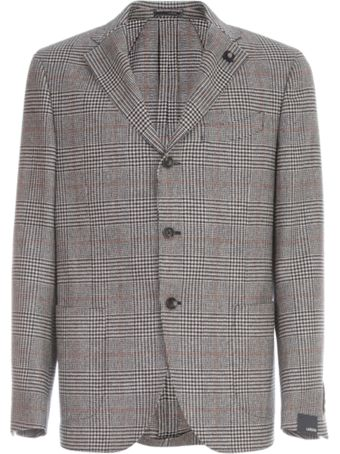 Lardini Prince Of Galles Jacket
