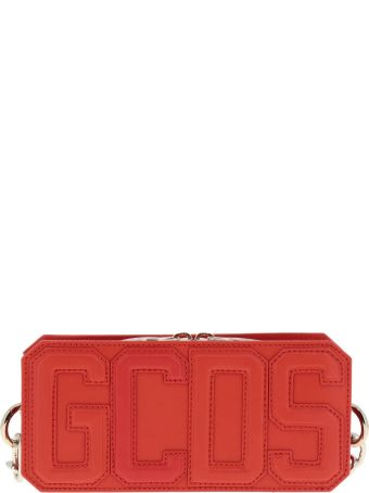 GCDS Clutch Shoulder Bag Women Gcds