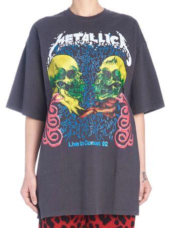 R13 'metallica' T-shirt