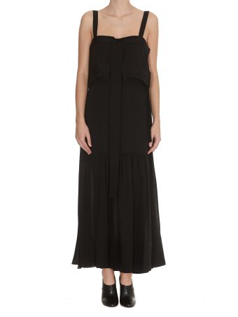 3.1 Phillip Lim Silk Gown With Ties
