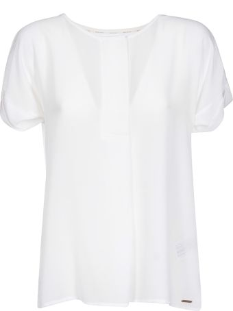 Woolrich Concealed Front T-shirt