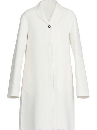 Jil Sander Coat Cotton