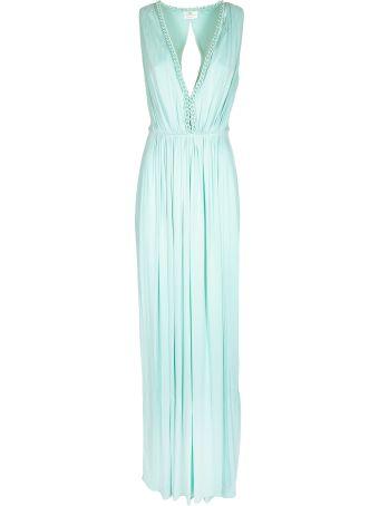 Elisabetta Franchi Celyn B. Chain Detail Dress