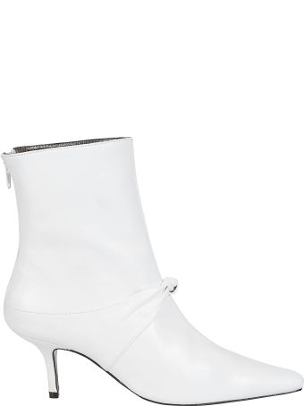 Dorateymur Pointed Toe Ankle Boots