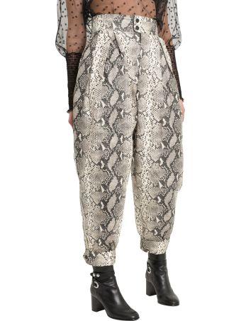 Philosophy di Lorenzo Serafini Python Baggy Trousers