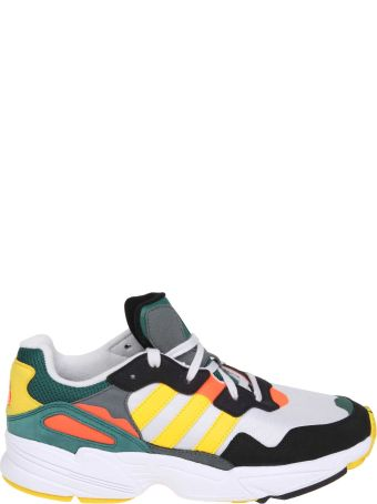 Adidas Originals Sneakers Yung-96 In Mesh And Suede