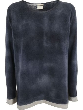 Massimo Alba Contrast Detail Sweater