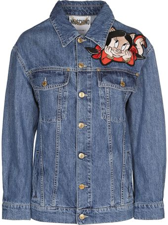 Moschino Embroidered Jacket