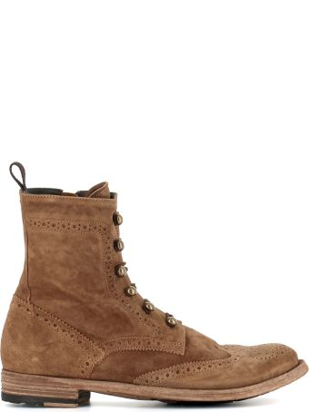 "Officine Creative Lace-up Boots ""lexikon/131"""