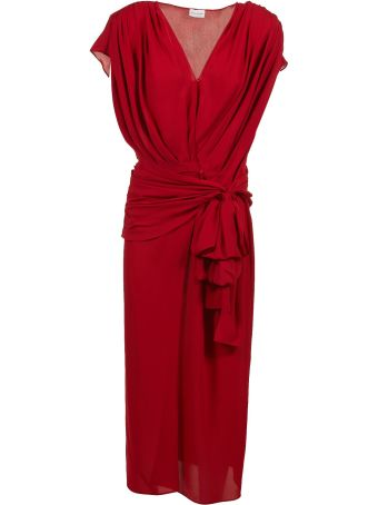 Magda Butrym Wide Sash Dress