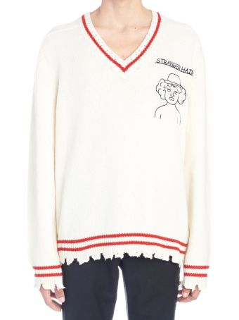 Riccardo Comi 'stranger Hair' Sweater