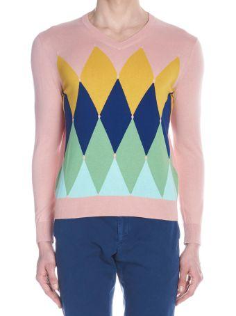 Ballantyne 'dyamond' Sweater