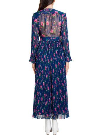 Philosophy di Lorenzo Serafini Long Dress In Floral Voile