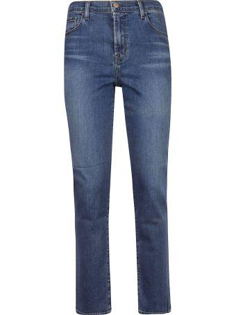 J Brand High-rise Jeans
