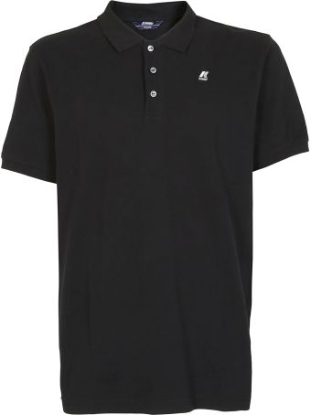 K-Way Chest Logo Polo Shirt