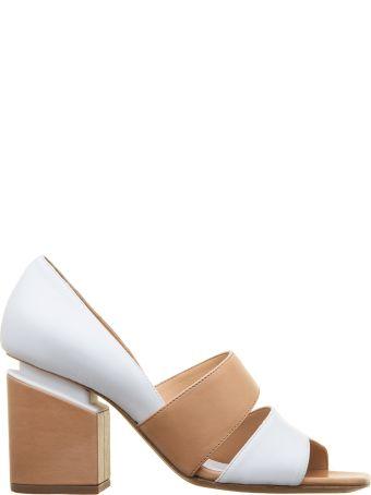 Vic Matié Vic Matiè Two-colored Sandals