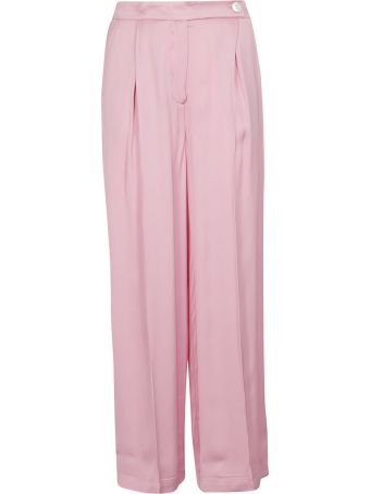SEMICOUTURE Wide Leg Trousers