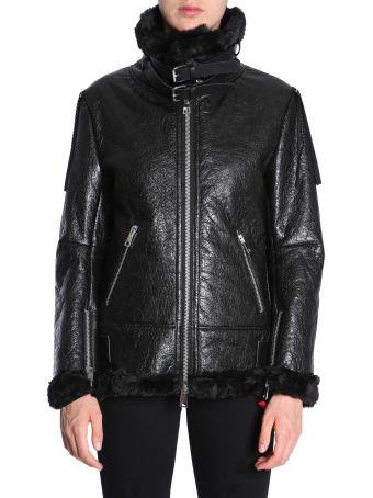 Ainea Eco Leather Jacket