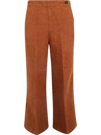 Massimo Alba Buttoned Trousers