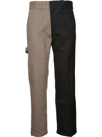 Gosha Rubchinskiy Bicolor Trousers