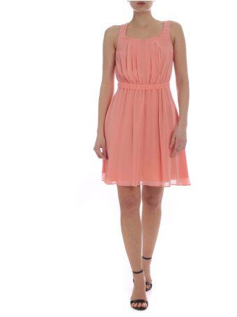 Patrizia Pepe Viscose Short Dress
