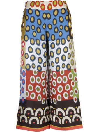 Malìparmi Maliparmi Printed Trousers