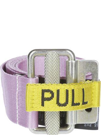 HERON PRESTON Pull Logo Belt