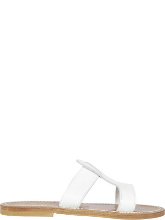 K.Jacques K. Jacques Rhea Flat Sandals