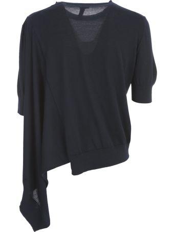 Mrz Paricollo S/s Oversized Sweater