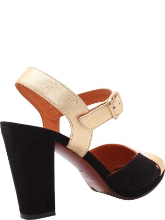 Chie Mihara Abra Leather Sandals