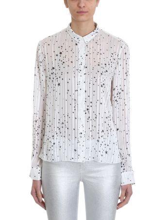 RTA Blythe Star Patterned Shirt