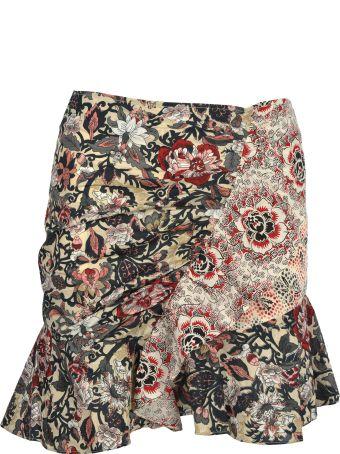 Isabel Marant Étoile Im Etoile Loz Skirt