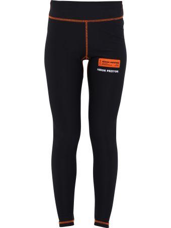 HERON PRESTON Branded Leggings
