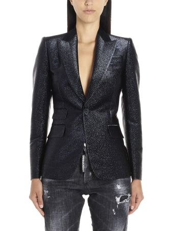 Dsquared2 'smocking' Jacket