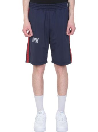 Danilo Paura x Kappa Blue Polyester Shorts
