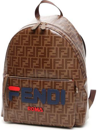 Fendi Ff Fendi Mania Backpack