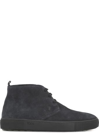 Tod's Leather Derby Boot