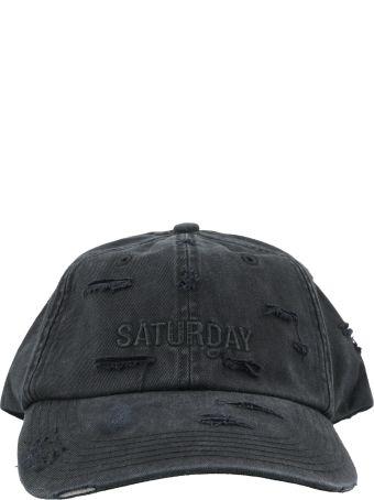 VETEMENTS Saturday Baseball Cap