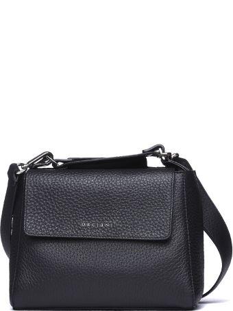 Orciani Sveva Small Leather Handbag