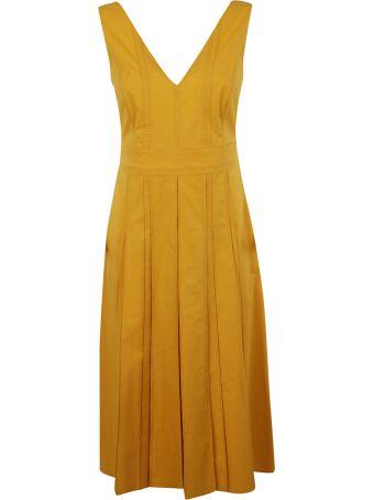 Loro Piana V-neck Dress