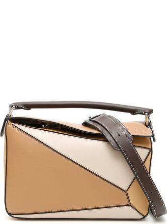 Loewe Calfskin Puzzle Bag